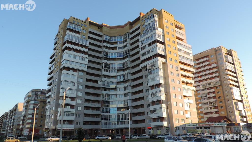 Жилой комплекс-Дом на ул. Дианова, 25