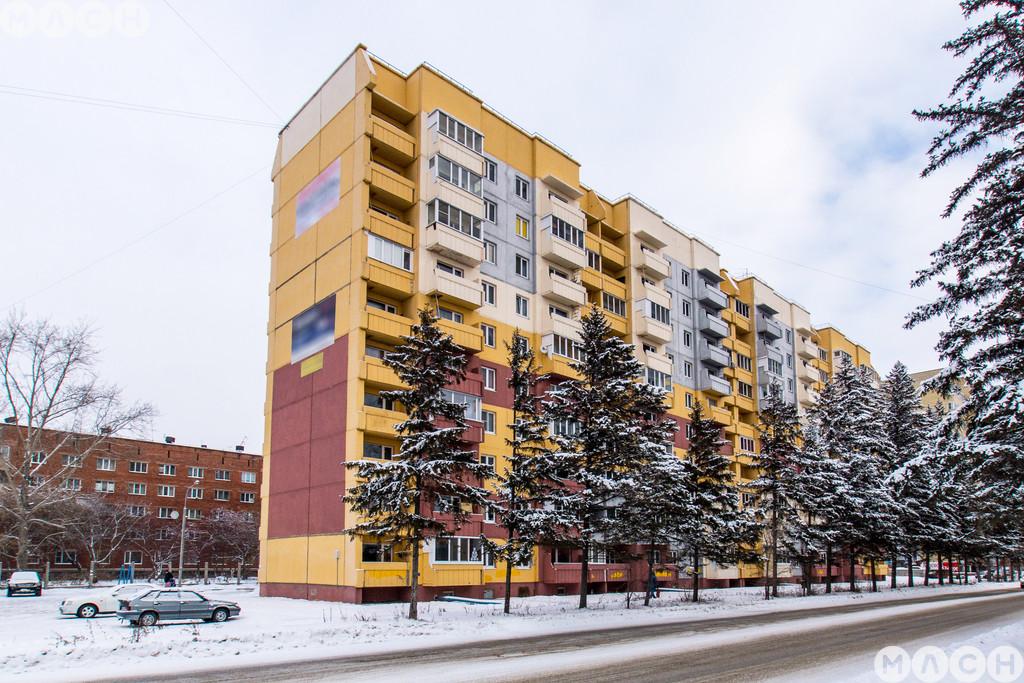 Жилой комплекс-Дом на пр. Космический 14Д к1
