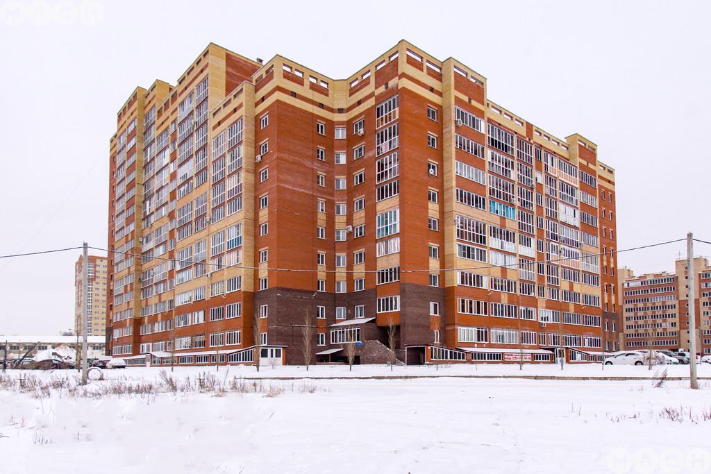 Жилой комплекс-Дом на ул. Пригородная, 27