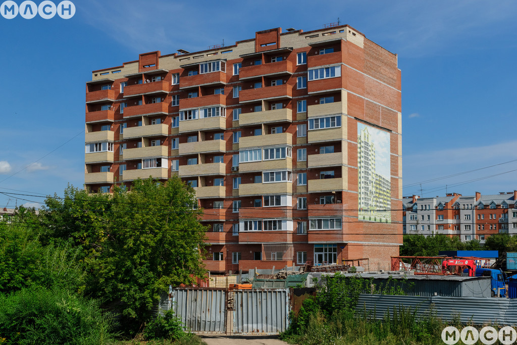 Жилой комплекс-Дом на ул. Любинская 4-я, 34Б