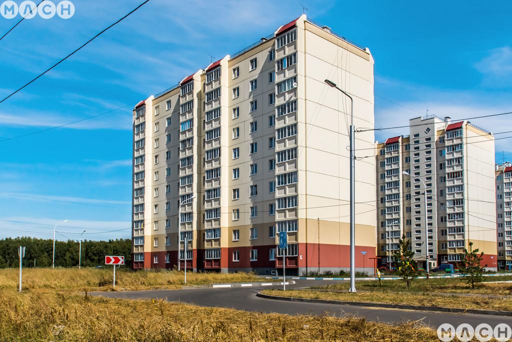 Жилой комплекс-Дома на ул. Стороженко