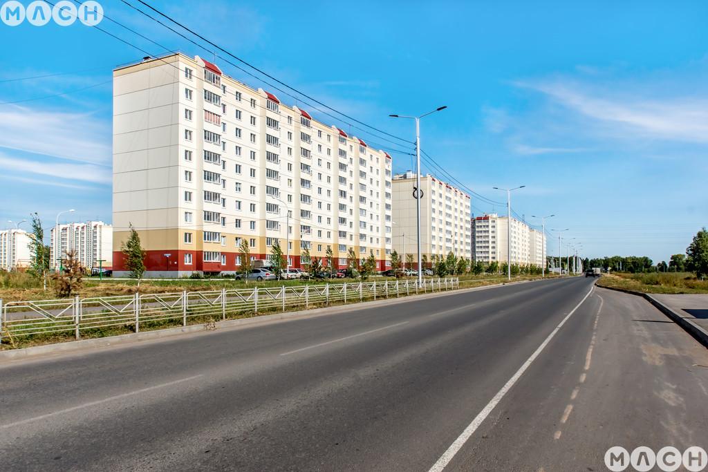Жилой комплекс-Дома на ул. Завертяева