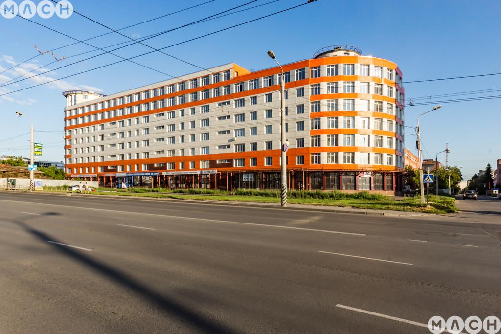 Жилой комплекс-Янтарный дом