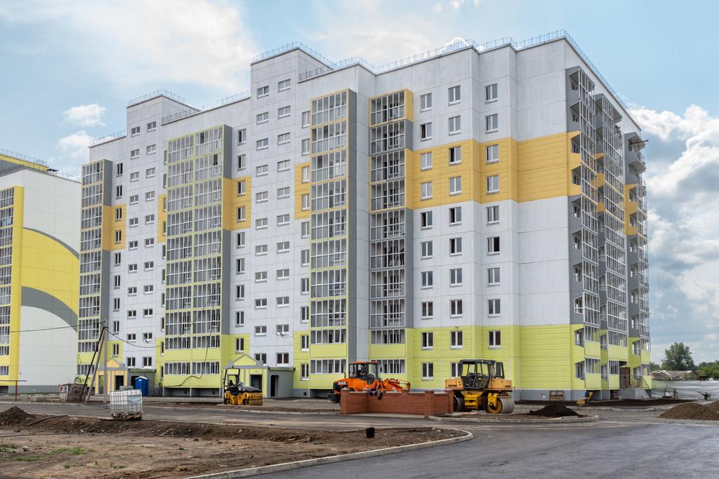 Жилой комплекс-Модерн-2