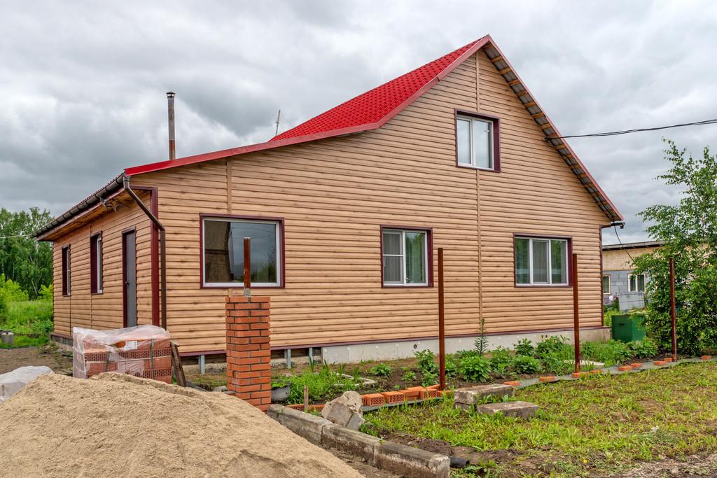 Коттеджный поселок-Омский