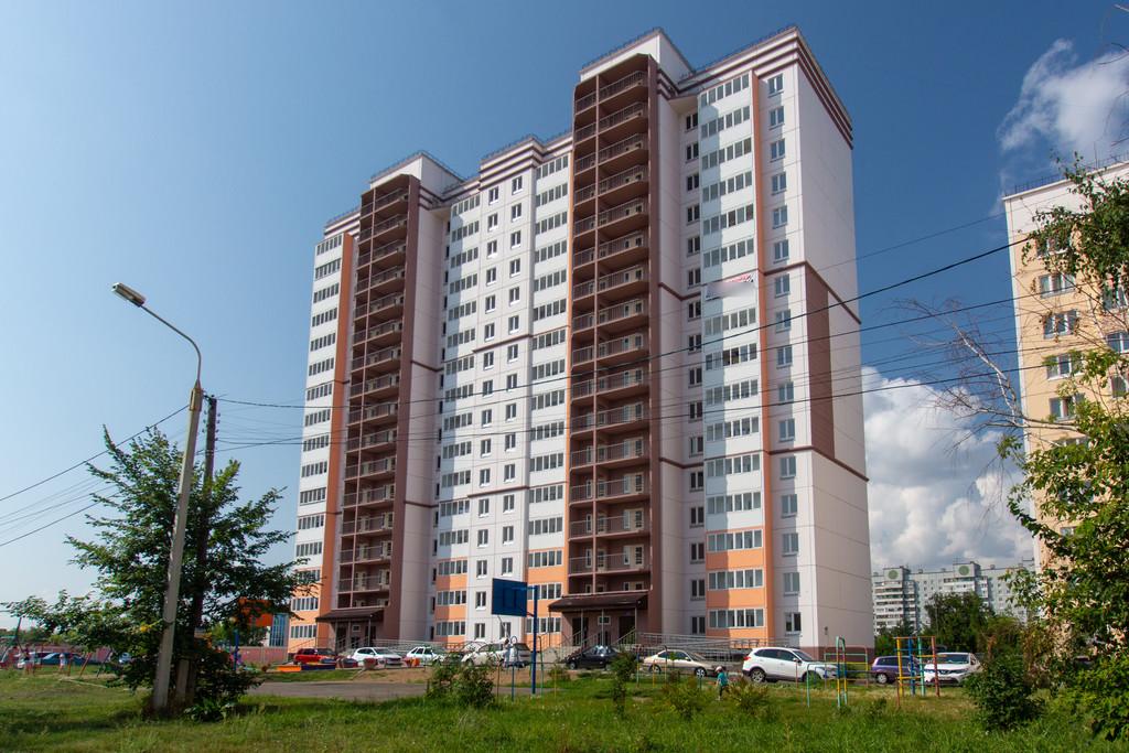 Жилой комплекс-На Омской