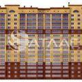 1-комнатная квартира, УЛ. НОВО-КАЗАНСКАЯ