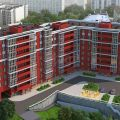 2-комнатная квартира, Доломановский пер. 13а
