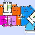 1-комнатная квартира, УЛ. КРАСНЫЙ ПУТЬ, 105 К11