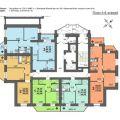 3-комнатная квартира, УЛ. ЕСЕНИНА, 38