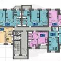 2-комнатная квартира,  ул. Красный Путь, 143 к3
