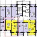 1-комнатная квартира, ул. Университетская Набережная