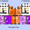 1-комнатная квартира, УЛ. КРАСНЫЙ ПУТЬ, 103 К3