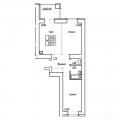 2-комнатная квартира, УЛ. 1905 ГОДА, 25
