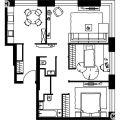 3-комнатная квартира, УЛ. АМУРСКАЯ, 3