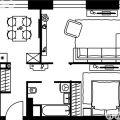 2-комнатная квартира, УЛ. АМУРСКАЯ, 3
