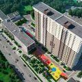 1-комнатная квартира, Бородинская