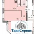 2-комнатная квартира, УЛ. ГЕНЕРАЛА МАРГЕЛОВА, 9