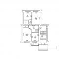 3-комнатная квартира, УЛ. ПЕТРОВСКАЯ, 4А