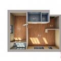 1-комнатная квартира, УЛ. МЕНДЕЛЕЕВА, 150
