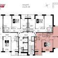 3-комнатная квартира, Сигнальный проезд