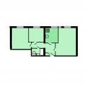 3-комнатная квартира, 2-ОЙ КРЕСТОВСКИЙ ПЕР, 4