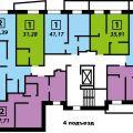 2-комнатная квартира,  ул. И.Мишина, 5стр