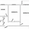2-комнатная квартира, УЛ. КАЛМЫКОВА, 6А