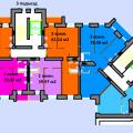 3-комнатная квартира, УЛ. КРАСНЫЙ ПУТЬ, 103 К4