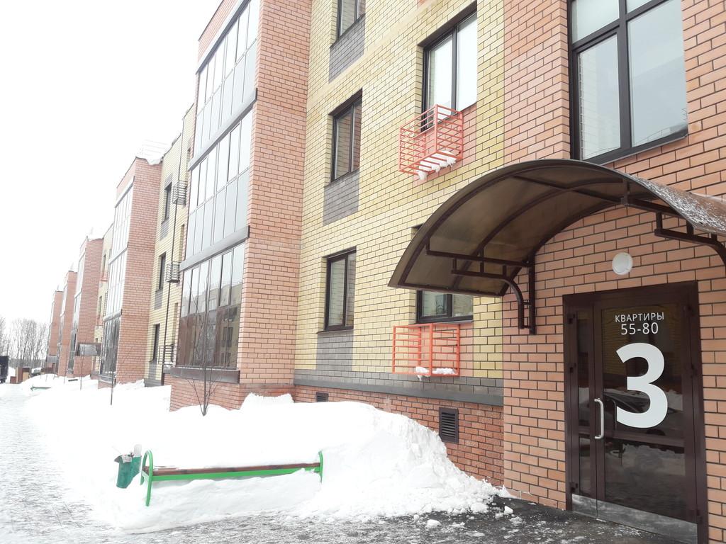 Продается однокомнатная квартира за 2 080 000 рублей. Казань, Советский, ул. Габдуллы Тукая, 15.