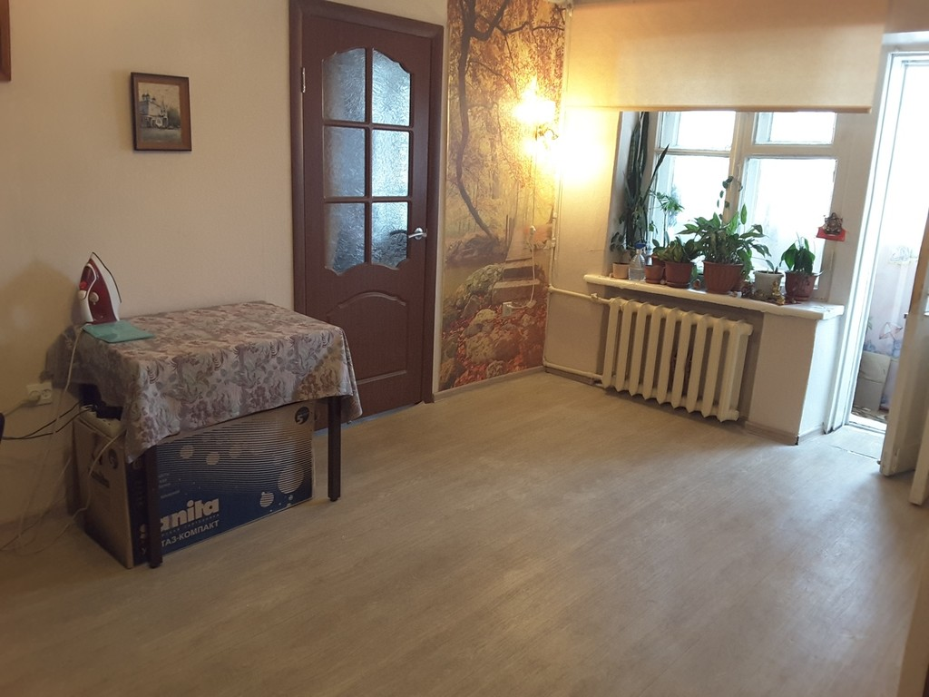Продается двухкомнатная квартира за 3 300 000 рублей. Казань, Советский, тракт. Сибирский, 21.