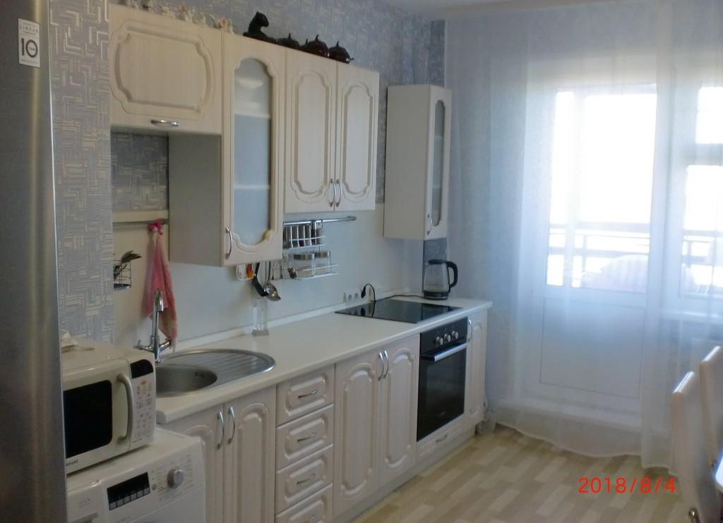 Продается двухкомнатная квартира за 3 400 000 рублей. Красноярск, Кировский, ул. Апрельская, 5А.