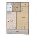 1-комнатная квартира, УЛ. ФАБРИЧНАЯ, 4