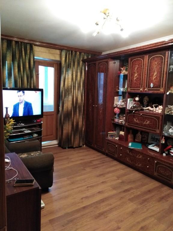 Продается двухкомнатная квартира за 3 900 000 рублей. Жуковский, ул. Дугина, 3.