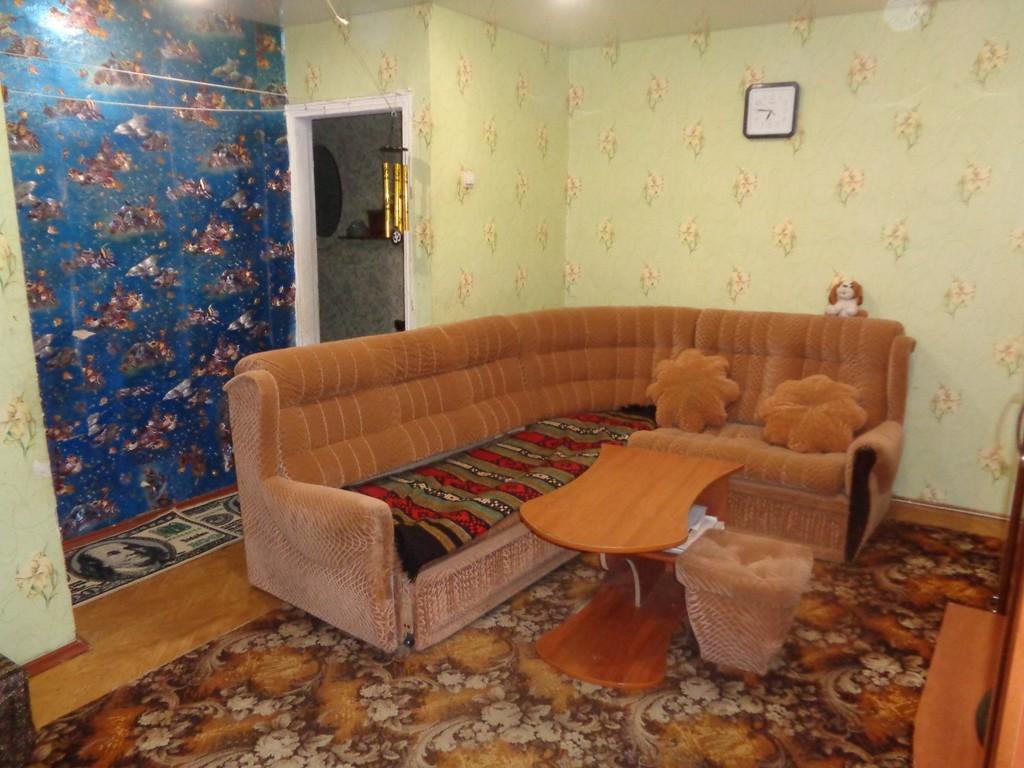 Продается двухкомнатная квартира за 945 000 рублей. Саратов, Заводской, ул. Заречная, 31.
