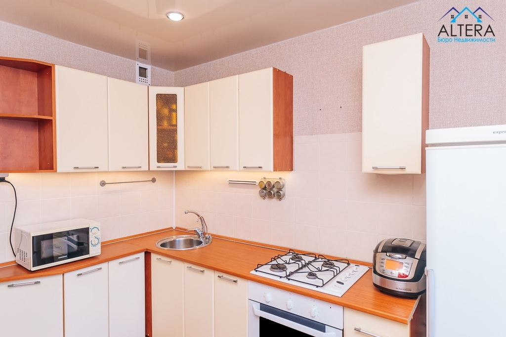 Продается трехкомнатная квартира за 4 600 000 рублей. Казань.