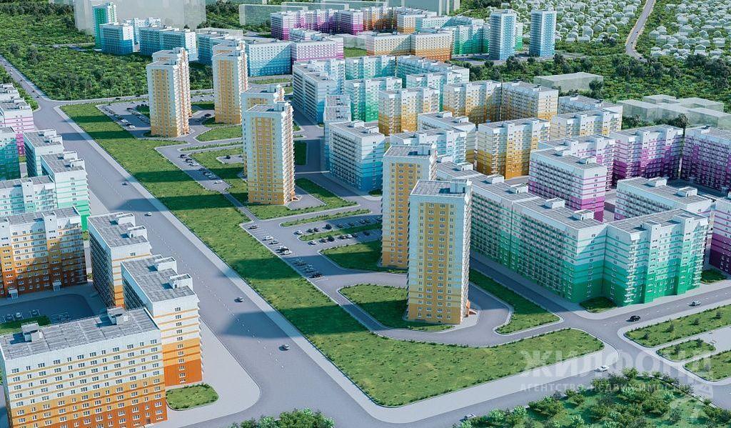 Продается однокомнатная квартира за 1 300 000 рублей. Новосибирск, Кировский, ул. Бронная 2-я.