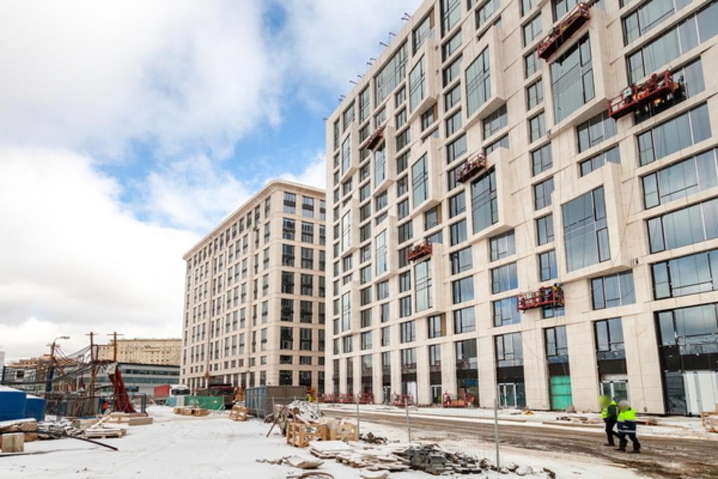 Продается однокомнатная квартира за 27 900 000 рублей. Москва, пр-кт. Ленинградский.