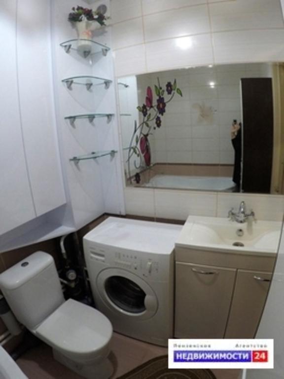 Продается однокомнатная квартира за 3 050 000 рублей. Пенза, Железнодорожный, ул. Измайлова, 125.