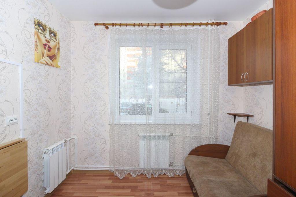 Продается однокомнатная квартира за 850 000 рублей. Омск, Кировский, ул. Лукашевича, 25А.