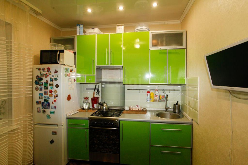 Продается однокомнатная квартира за 1 700 000 рублей. Омск, Кировский, ул. Туполева, 3 к1.
