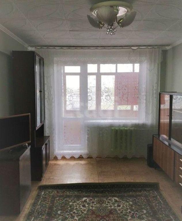 Продается однокомнатная квартира за 1 550 000 рублей. Омск, Кировский, ул. Авиагородок, 10А.