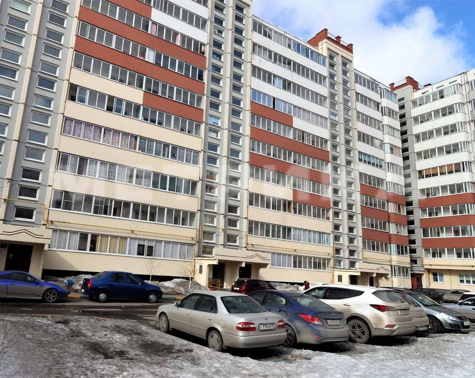 Продается однокомнатная квартира за 1 700 000 рублей. Омск, Центральный, ул. Завертяева, 16.