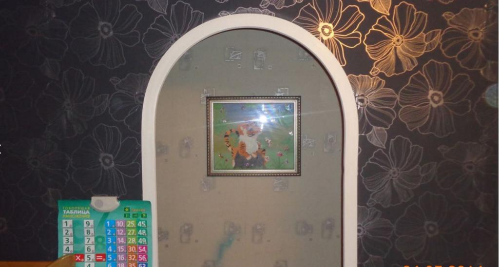 Продается однокомнатная квартира за 1 530 000 рублей. Омск, Ленинский, ул. 6-я Станционная, 23.