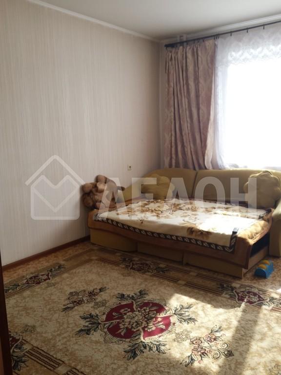 Продается однокомнатная квартира за 2 000 000 рублей. Омск, Ленинский, ул. Крыловская, 46.
