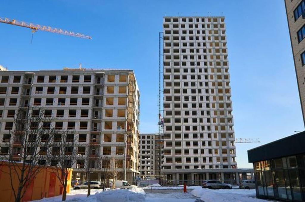 Продается двухкомнатная квартира за 11 000 000 рублей. г Москва, г Зеленоград, Центральный пр-кт.