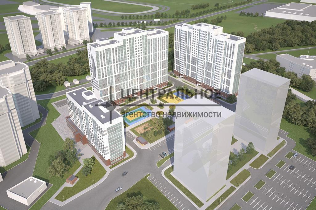Продается однокомнатная квартира за 3 080 000 рублей. г Казань, ул Аделя Кутуя.