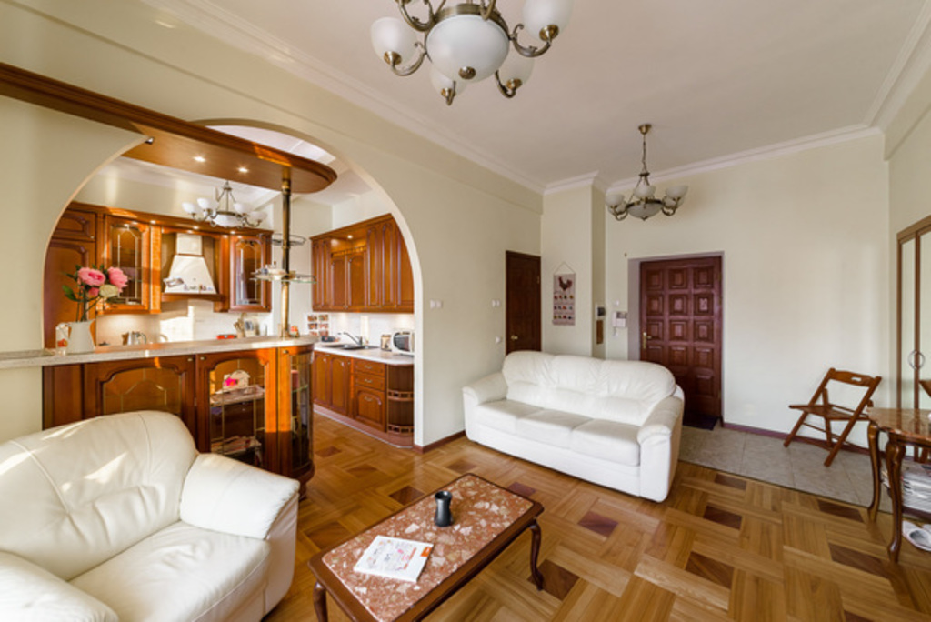Продается двухкомнатная квартира за 23 000 000 рублей. г Москва, ул Полянка Б., д 1/3.