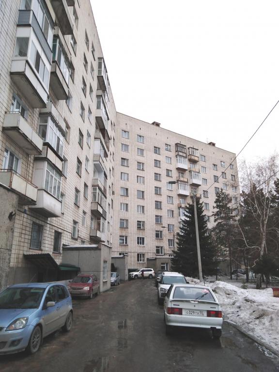 Объявление №11218747 - продажа 3-комнатной квартиры в Омске, ул. Красина 4, 84 м². - MLSN.RU Омск