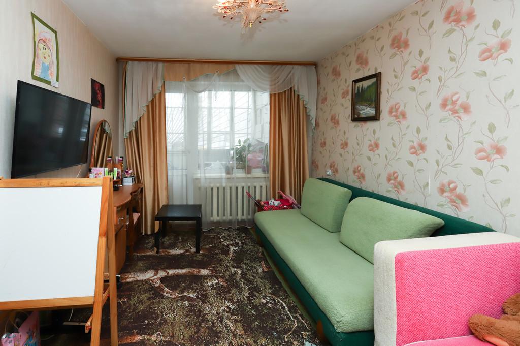 Объявление №11230477 - продажа 2-комнатной квартиры в Омске, ул. Заозерная 11, 43.4 м². - MLSN.RU Омск